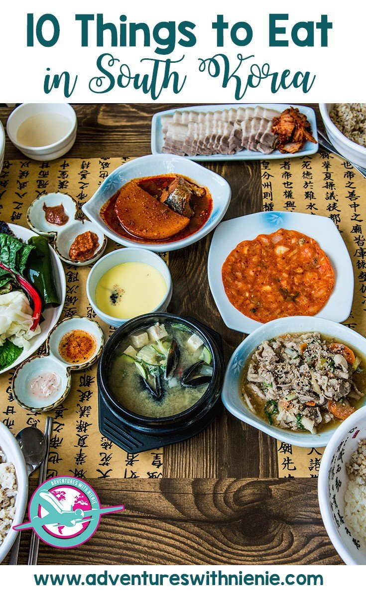 Best Things to Eat in Korea   A Local's Favorites