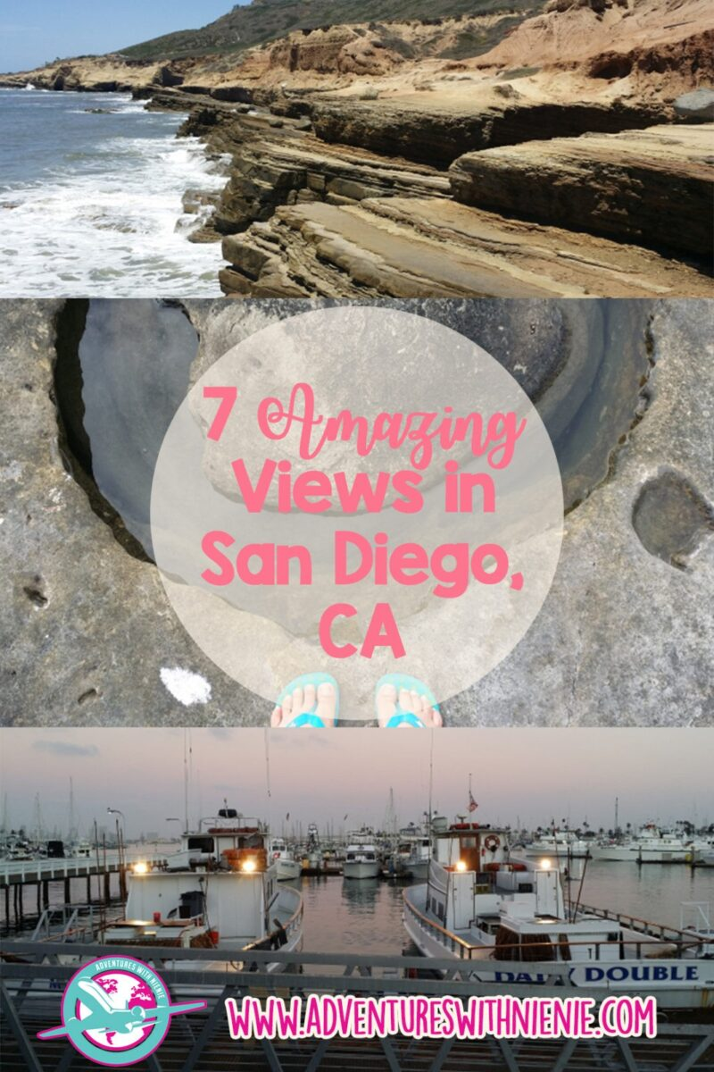 Best views in San Diego