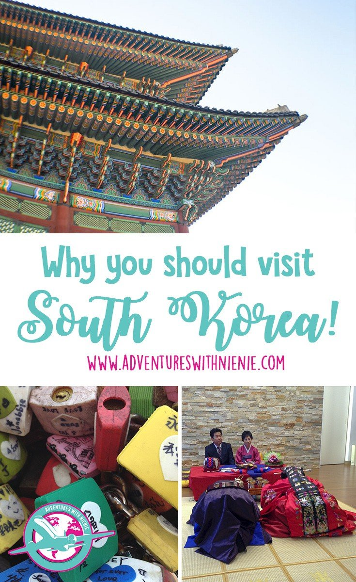 Why you should visit South Korea!