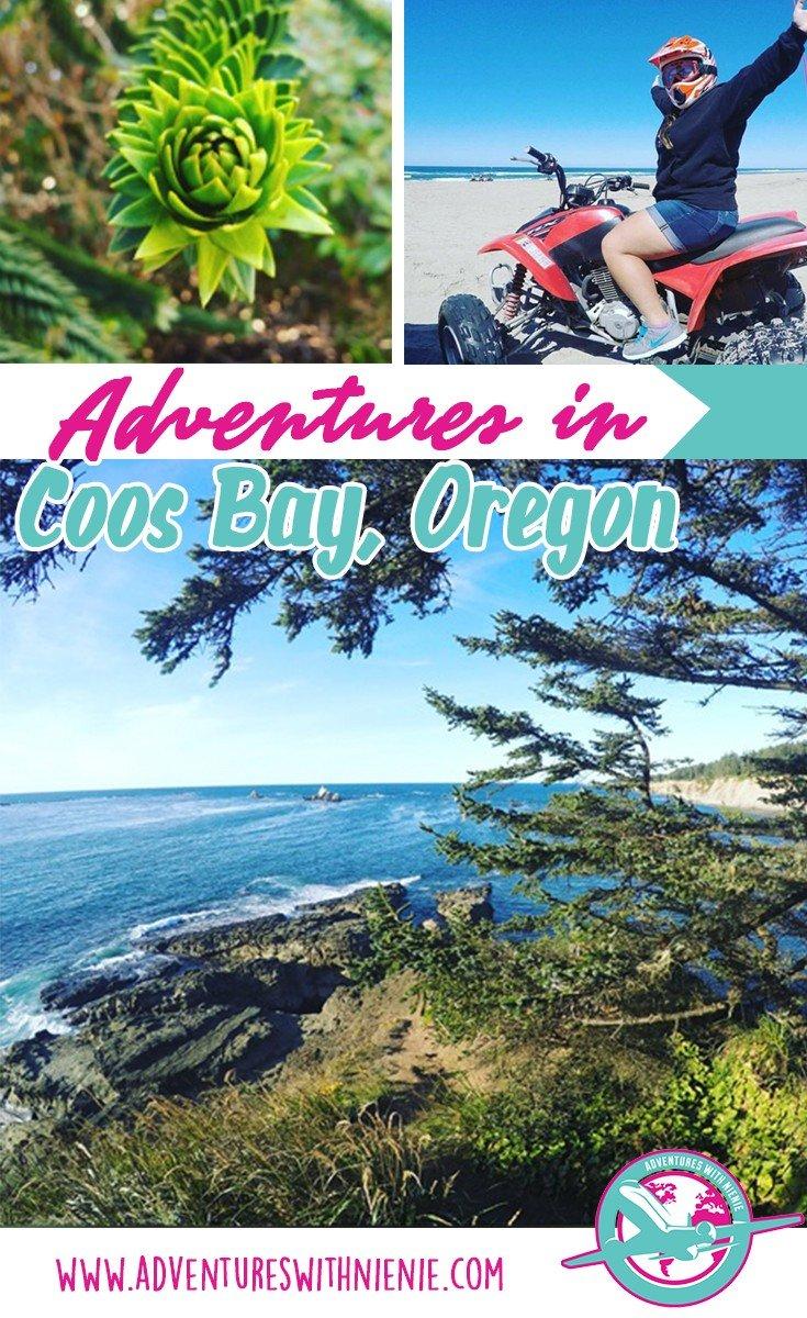 Adventures in Coos Bay, Oregon