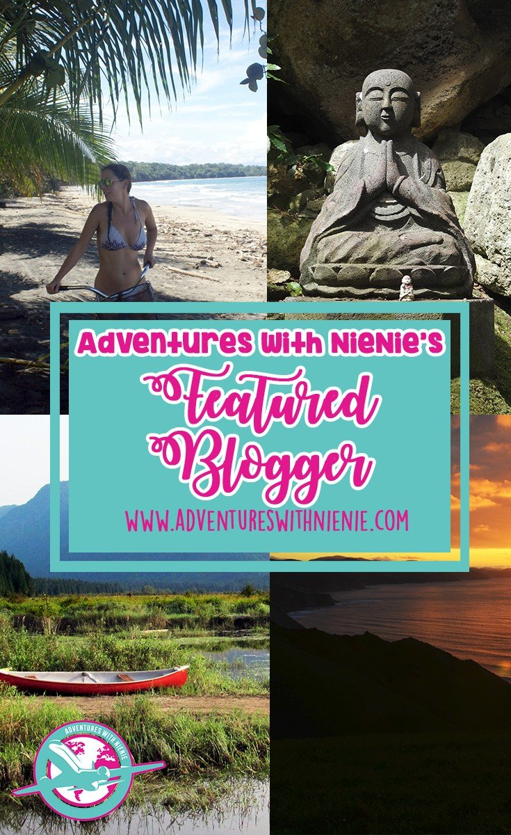 Featured Blogger - Jennifer from The Rainbow Route   Adventures with NieNie