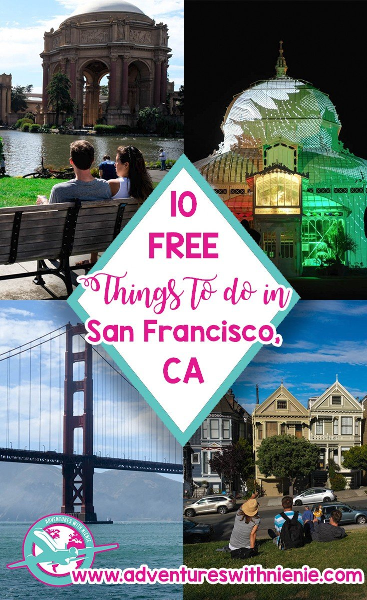 10 Free Things To Do In San Francisco Ca Adventures