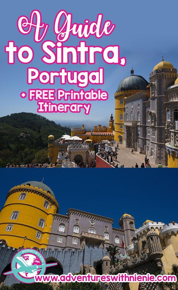 Lisbon to Sintra Day Trip