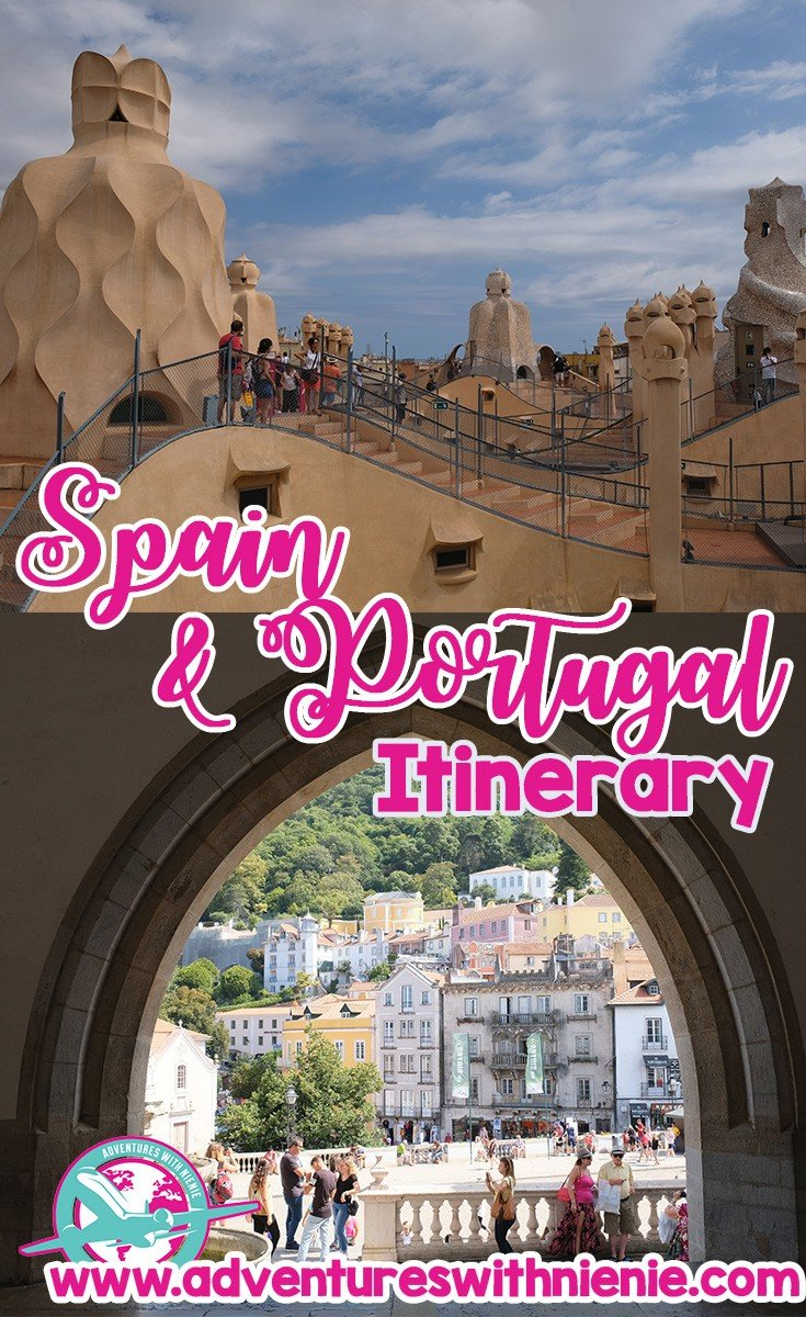 Spain and Portugal Itinerary | 10 Days in Spain and Portugal