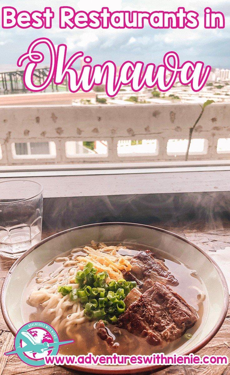 Best Restaurants in Okinawa