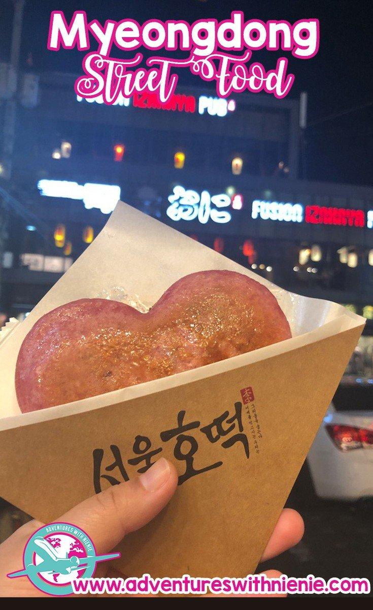 Myeongdong Street Food   Korean Street Food