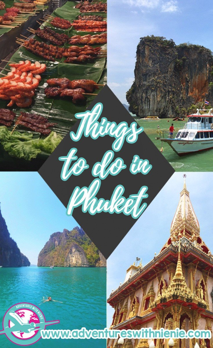 Top 10 Things to do in Phuket for First Timers
