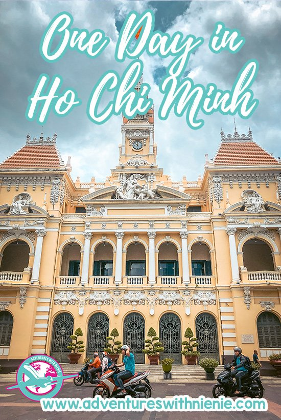 One Day in Ho Chi Minh