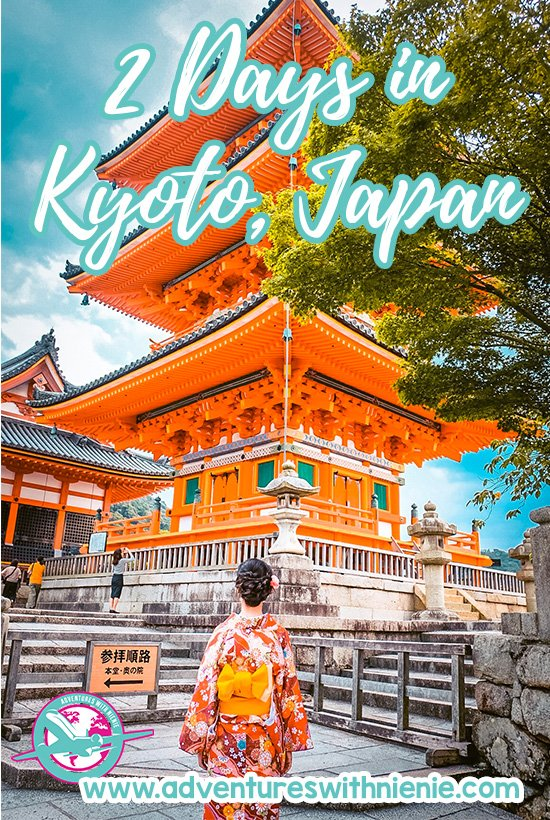 2 Days in Kyoto Itinerary