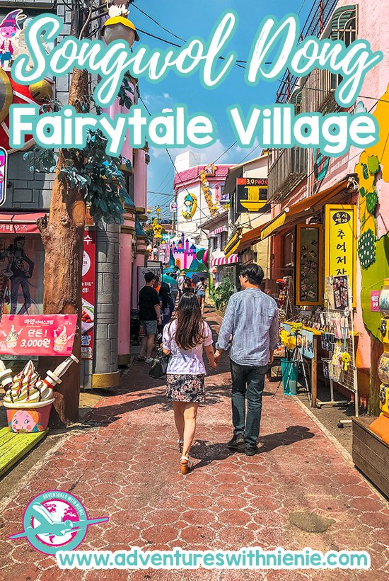 Songwol Dong Fairy Tale Village