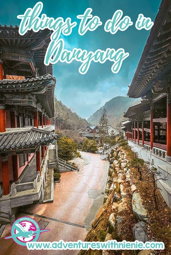 Things to do in Danyang