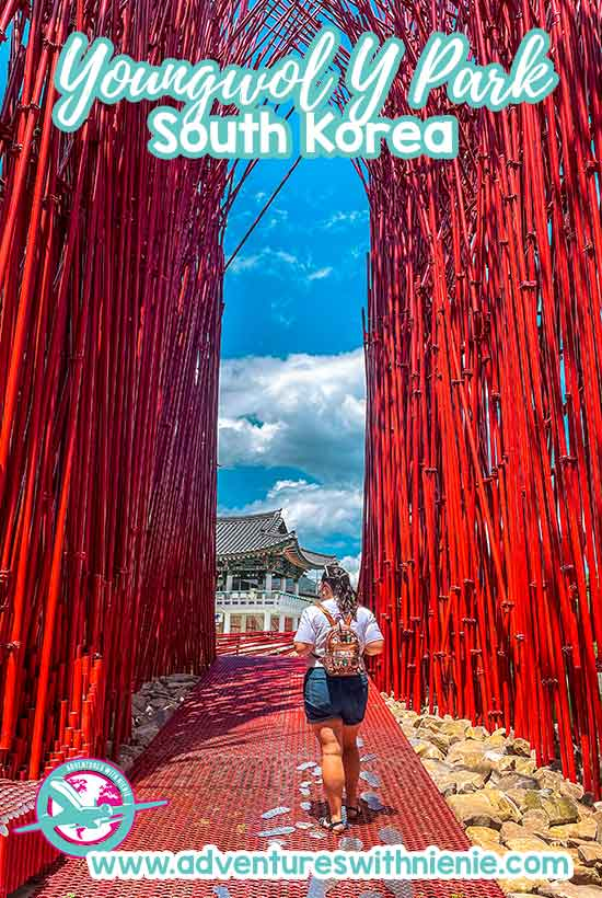 Youngwil Y Park South Korea Pinterest Image - Red Bamboo